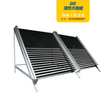 太阳能热水工程集热器